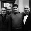 Mikael Poghosyan, Vache Sharafyan, Eduard Topchjan, Movses Pogossian