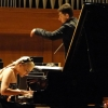 Valentina Babor (Germany) performed Mozart: Piano Concerto No.9