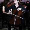 German cellist Alexander Hulshoff appeared with the APO performing Cello Concerto No.1 by Saint-Saens.