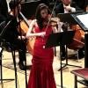 Composer Martun Israelyan's 75 annivesary concert: Anush Nikoghosyan, violin