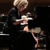 A celebrated pianist Mrs. DORA SERVIARIAN-KUHN performed Khachaturian: Piano Concerto
