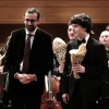 The APO featured the two winners of  Queen Elisabeth International Competition Winners: composer Michel Petrossian & pianist Remi Geniet