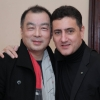 November 12, 2016: Conductor: James P Liu (Singapore) with Eduard Topchjan
