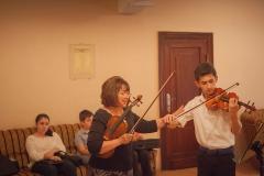Ida Kavafian, violin (USA) (2015)
