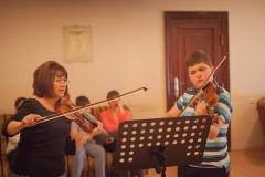 Ida & Ani Kavafians, violin (USA) (2015)