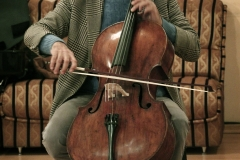 Vagram Saradjian, cello (USA) (2014)