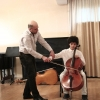 Alexander Chaushian, cello (UK) (2013)