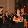 The Orchestra concertmaster - Karmen Tosunyan