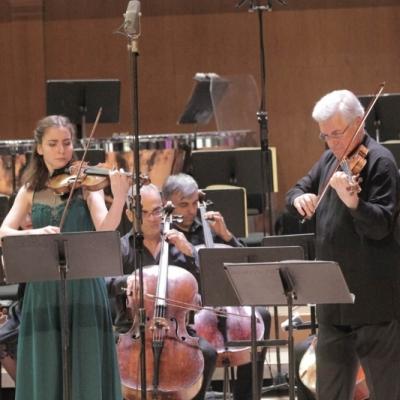 Diana Adamyan, Pinchas Zukerman, ANPO