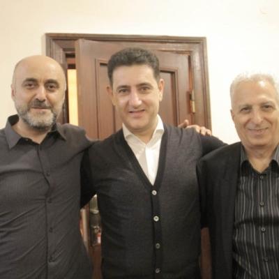 Vache Sharafyan, Eduard Topchjan, Vago Zakaryan