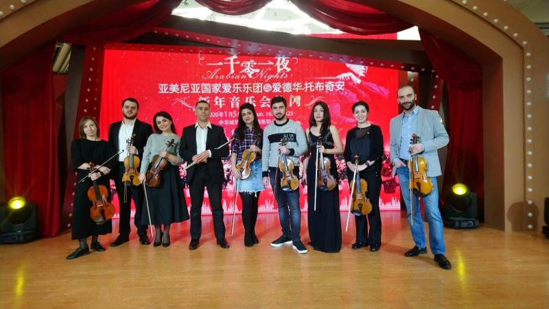 Xiamen flashmob 1