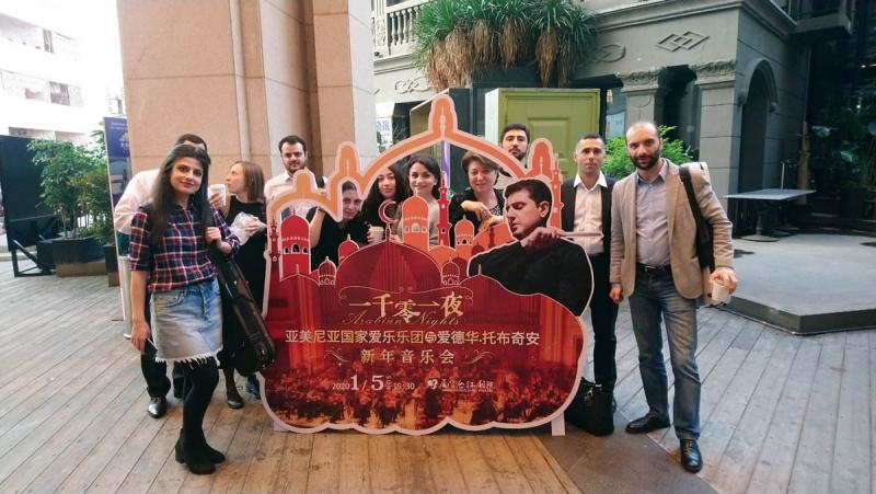 Xiamen flashmob 2