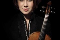 Chloe Hanslip, violin (UK)