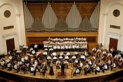 Diemut Poppen, APO and Hover Choir