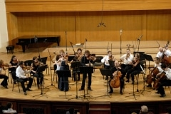 Fischer, Sitkovetsky, Chaushian and Serenade