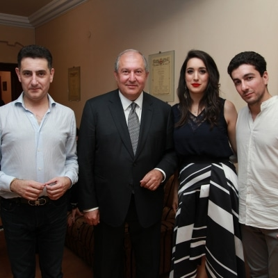 The 12th Yerevan International Music Festival 2018