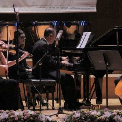 Anush Nikogosyan, Simon Trpceski, Alexander Chaushian
