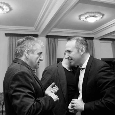 Vag Papian and Simon Trpceksi