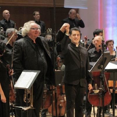 Reinhold Friedrich, Eduard Topchjan, ANPO