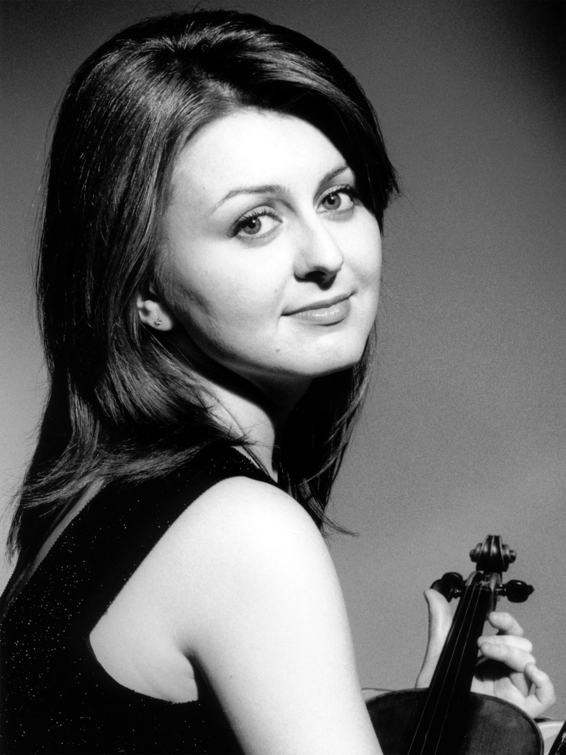 Natalia Lomeiko, violin (Russia, UK)