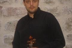 Yuri Zhislin, violin (Russia, UK)