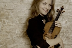 Julia Fischer, violin (Germany)