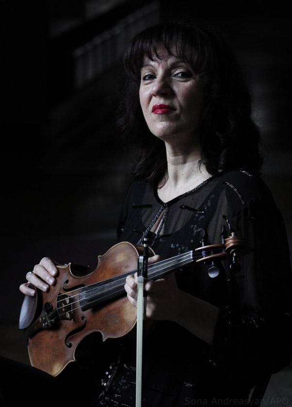 Աիդա Նալբանդյան