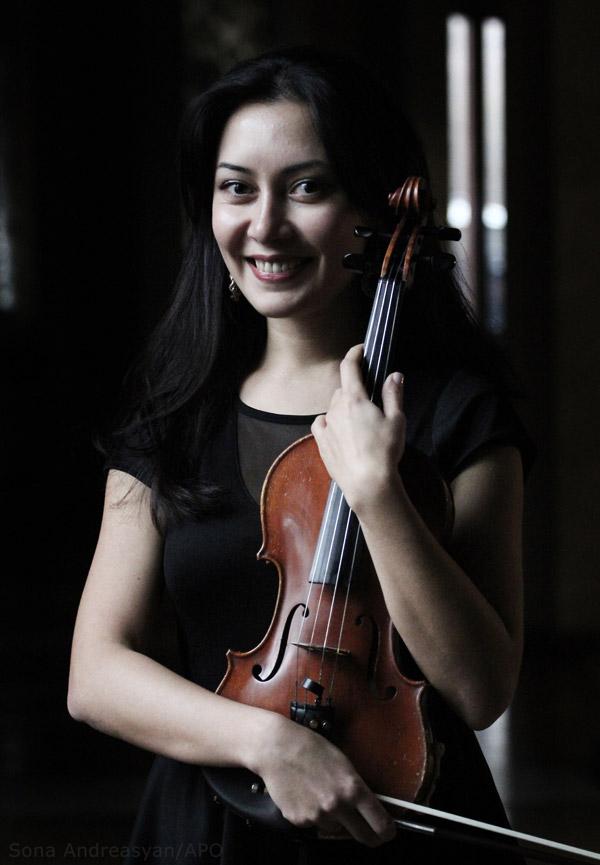 Anna Khachatryan