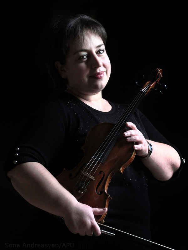 Мария Оганесян