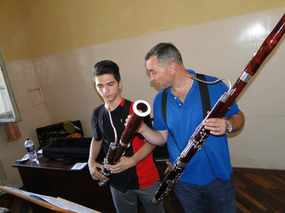 Andranik Kocharyan Day 1