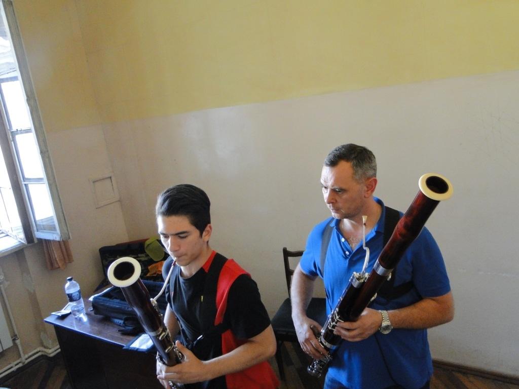 Andranik Kocharyan Day_1