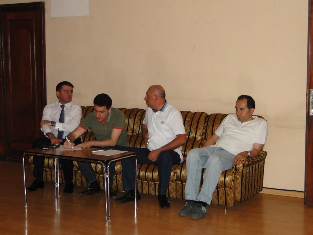 Arman Padaryan, Eduard Topchjan, Ashot Galstyan, Arman Abrahamyan_day 9