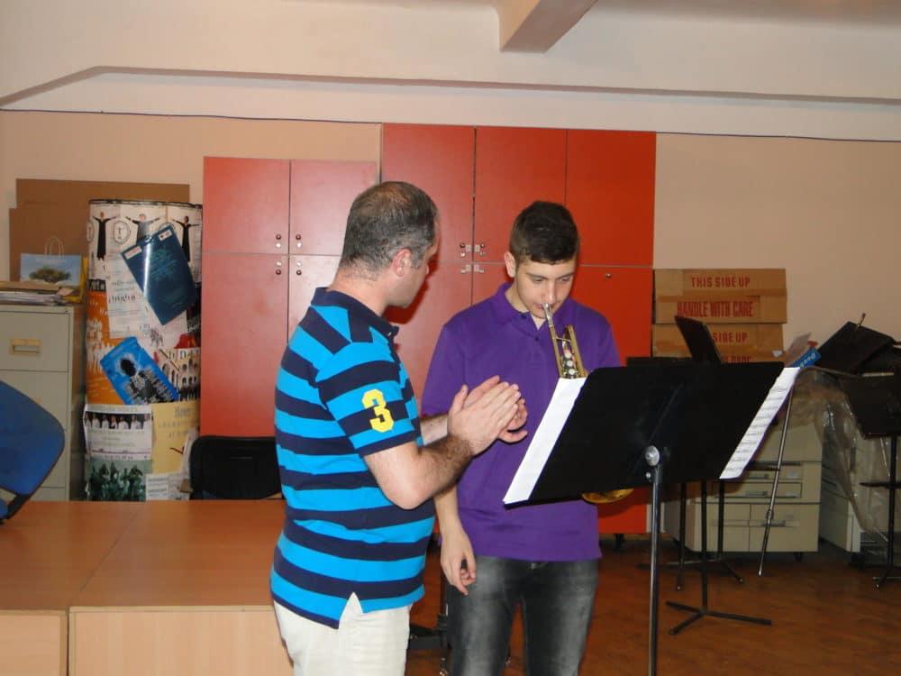 Armen Mailyan and Daniel Melkonyan day 2