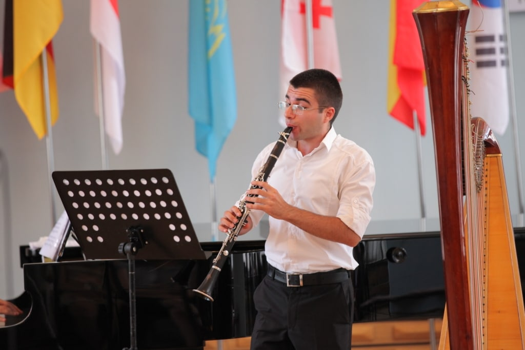 Arsen_Zakaryan_clarinet_Concert_day