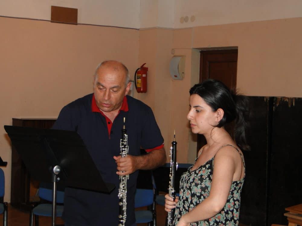 Ashot Galstyan and Lilit Margaryan day 4