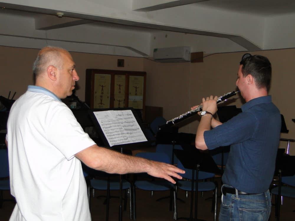 Ashot Galstyan with Robert Abrahamyan day 7