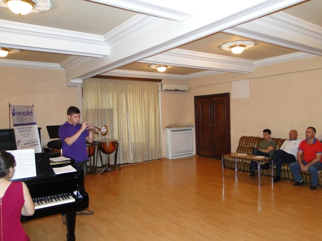 Daniel Melkonyan with Maestro Eduard Topchjan and teachers_day 9