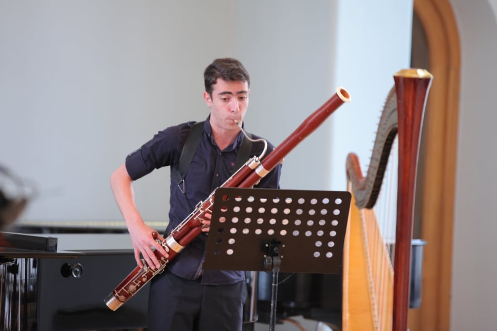 Erik_Arakelyan_bassoon_Concert_day