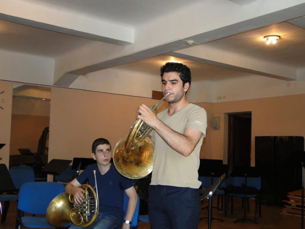 Gevorg Hovhannisyan day 6