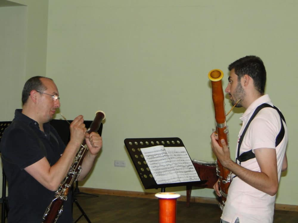 Giuseppe Ciabocchi Day1