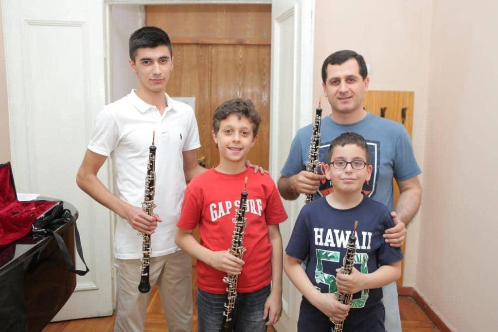 Grigor_Melkumyan_Hayk_Hekekyan_Artavazd_Khachatryan_Harutyun_Shakhkyan_day_3