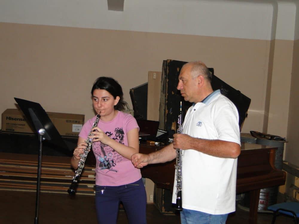 Lilit Margaryan and Ashot Galstyan day 7