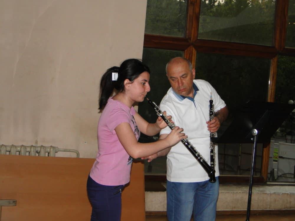 Lilit Margaryan with Ashot Galstyan day 7