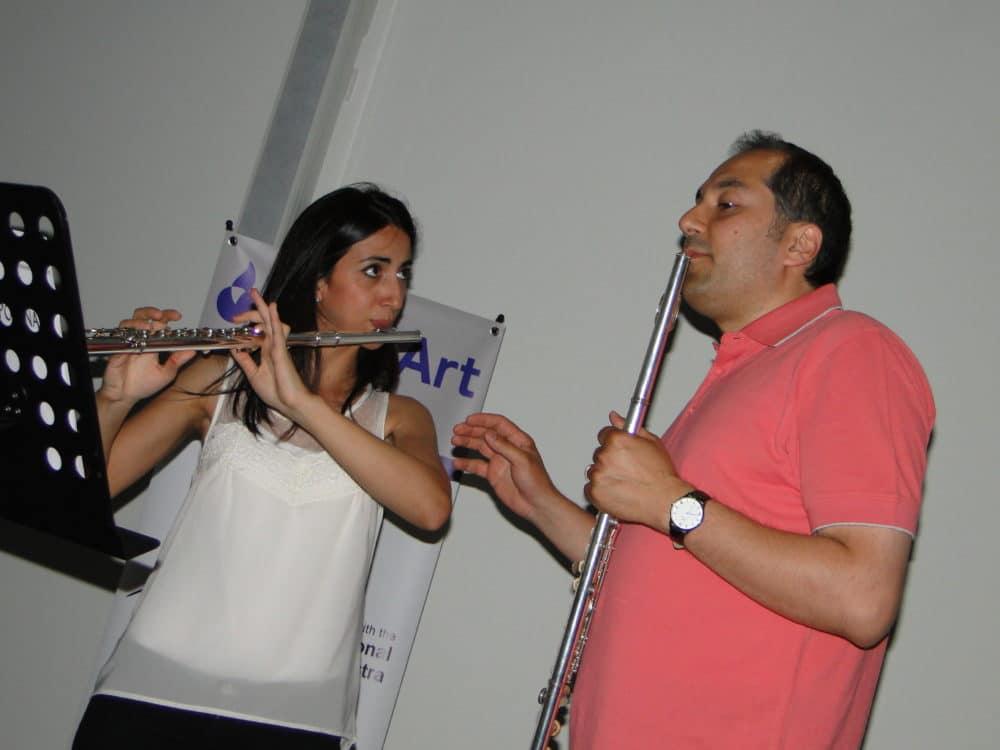 Lusine Stepanyan and Arman Abrahamyan day 6