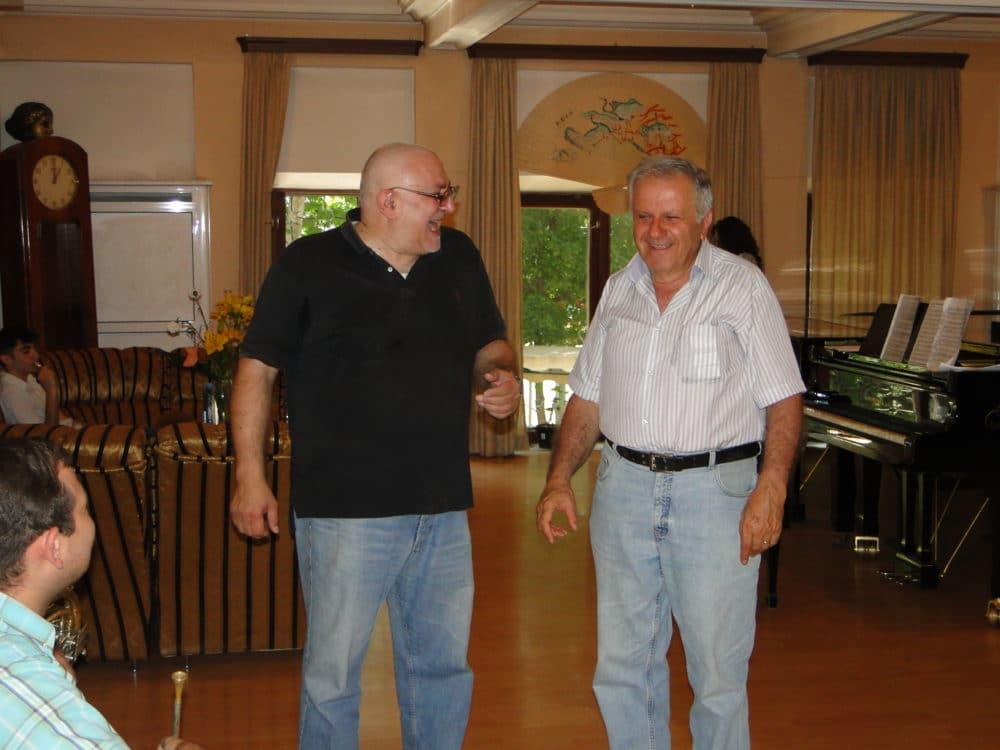 Meruzhan Ter-Minasyan and Nori Galstyan day 4