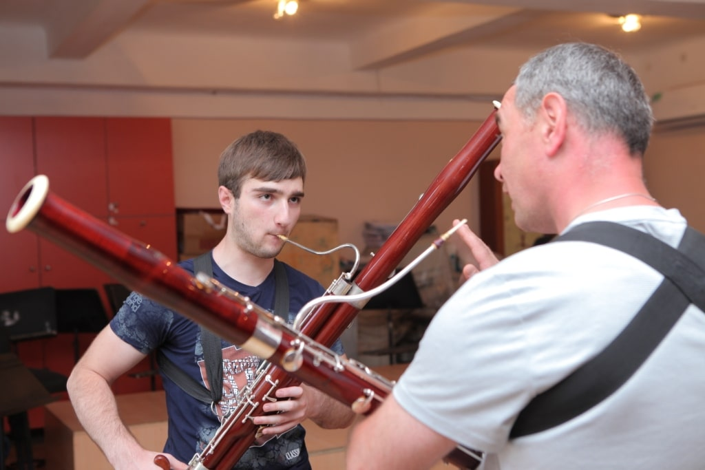 Narek_Nersisyan_and_Andranik_Kocharyan_bassoon_day_1