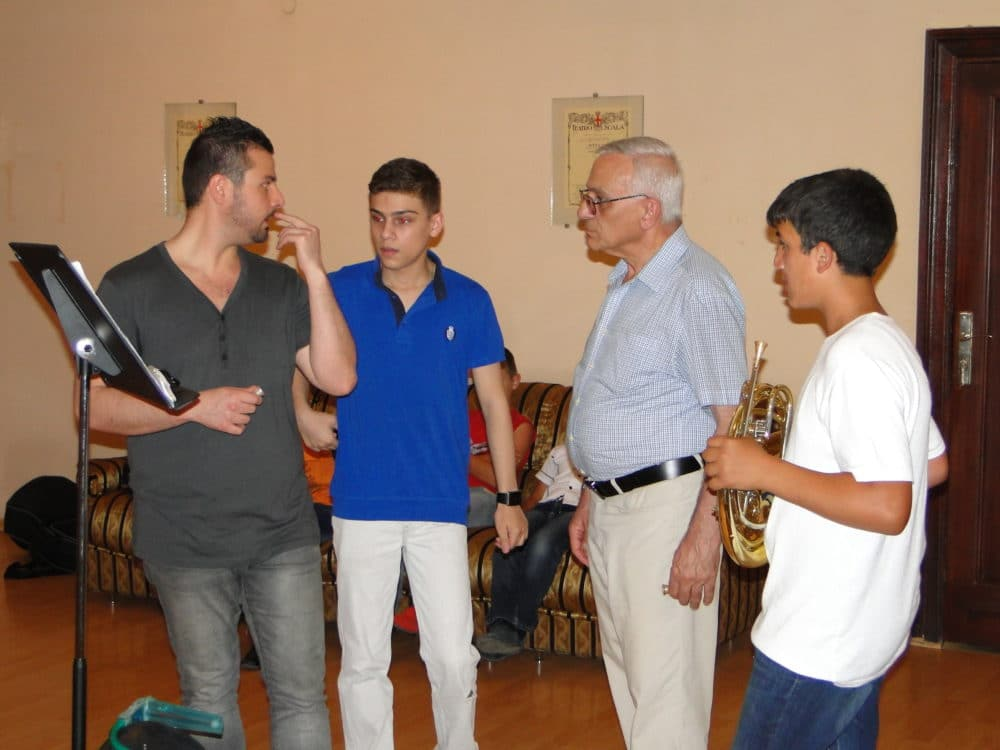 Paolo Rizzuto and Artur Tadevosov day 2