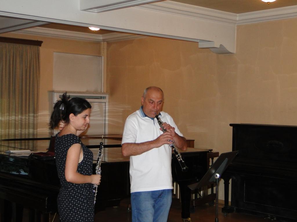 Lilit Margaryan and Ashot Galstyan day 6