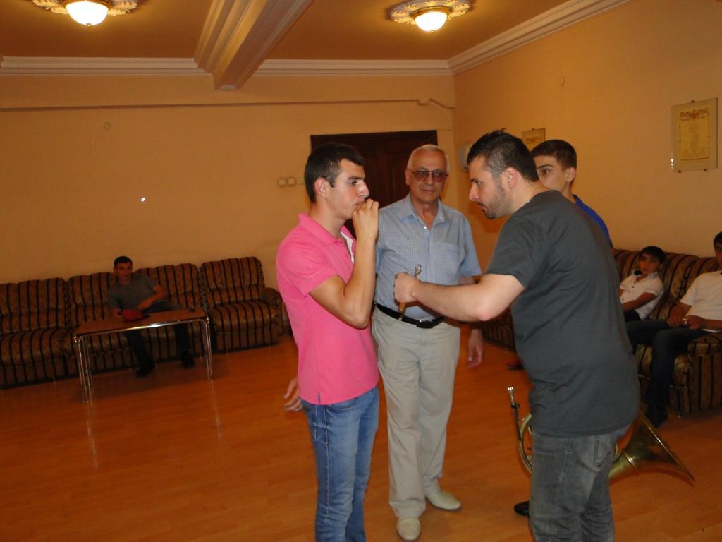 Paolo Rizzuto teaching day 2