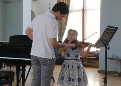 Sergey Khachatryan and Ani Melikyan (2018)